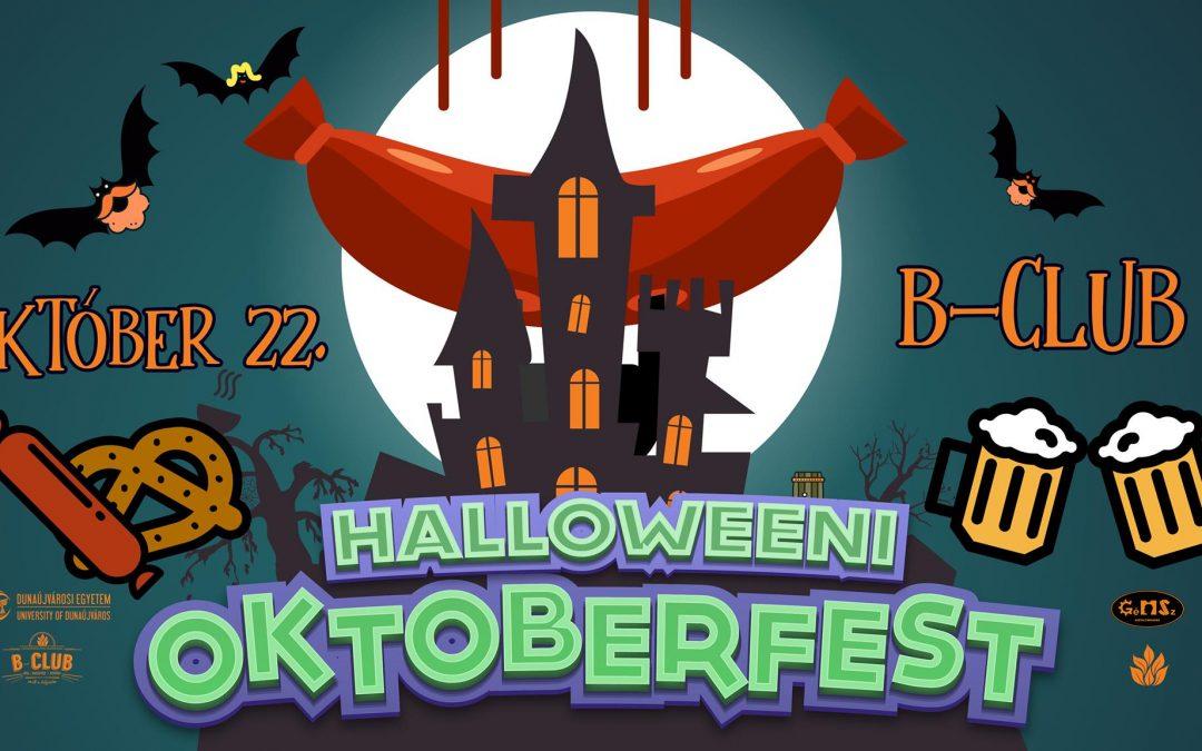 Halloweeni Oktoberfest