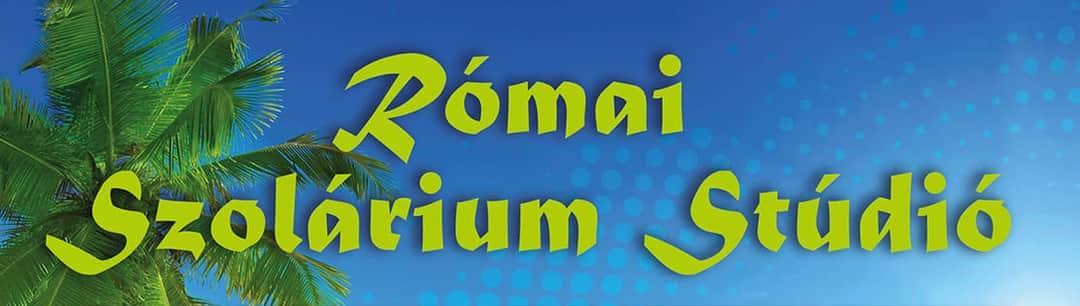 Római Szolárium Studió – Kedvezményes lehetőség